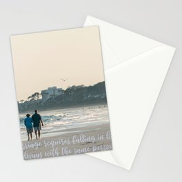 Love Quotes Stationery Cards