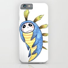 Blue Impworm Slim Case iPhone 6s