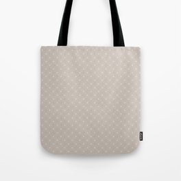 Traditional hand made lace pattern Tote Bag