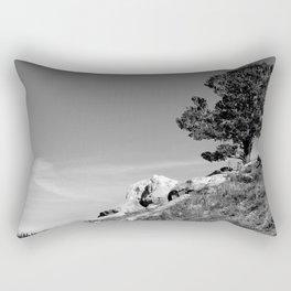 Lone Sentinel  Rectangular Pillow