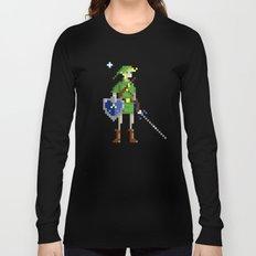 Pixel Link Long Sleeve T-shirt