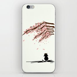 Sakura iPhone Skin