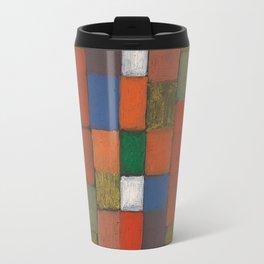 Static-Dynamic Gradation Travel Mug