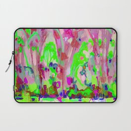 Abstraction of light Laptop Sleeve