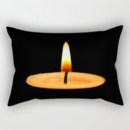 Candle Light Rectangular Pillow