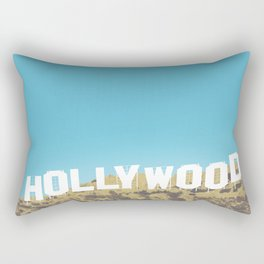 Hollywood Gold Rush Rectangular Pillow