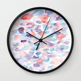 150725 My Happy Bubbles 9 Wall Clock