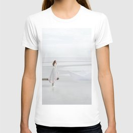 Step in T-shirt