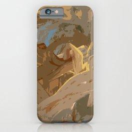 Melange iPhone Case