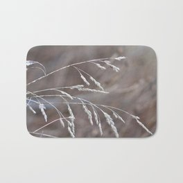 Grass Seed Heads Bath Mat