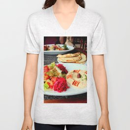 West Coast Middle Eastern Unisex V-Neck