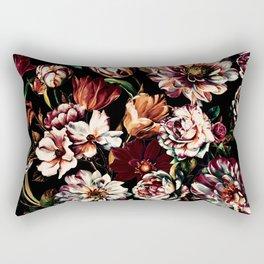 Dark Garden II Rectangular Pillow