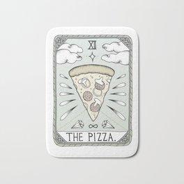 The Pizza Bath Mat