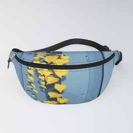 Postcard from the Garden Fanny Pack
