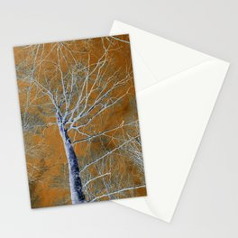 The World Above Stationery Cards