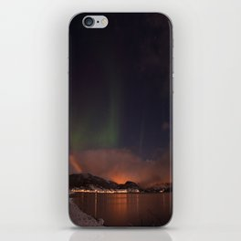 Northern Light iPhone Skin