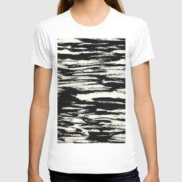 Brush Stripe 2 T-shirt