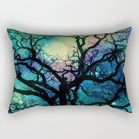 Maybe Just Dreaming Rectangular Pillow
