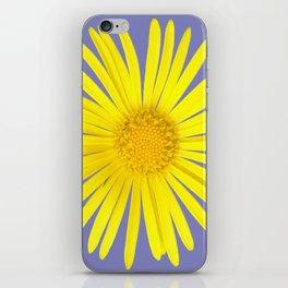 Daisy doronicum orientale iPhone Skin