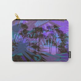 Blue Sunrise Carry-All Pouch
