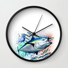 Bluefin Blitz - Bluefin Tuna Wall Clock