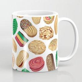 Italian Cookie Pattern Coffee Mug