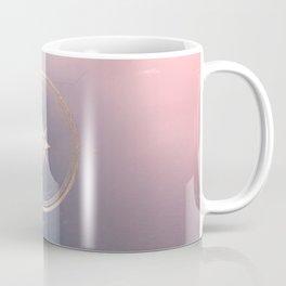 The Edge of Tomorrow - Rosegold Compass Coffee Mug