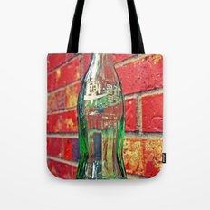 Retro Korean bottle Tote Bag