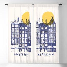 Amsterdam - City Blackout Curtain