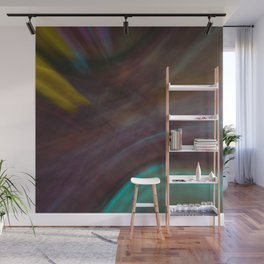 Bands of Color Wall Mural