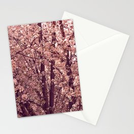 BLOSSOMING. Stationery Cards
