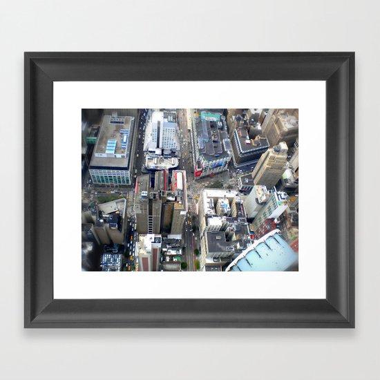 New York in 20 pics - Pic 18. Framed Art Print