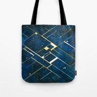 constellation Tote Bags featuring :: Constellation ::  by Antonio Holguin