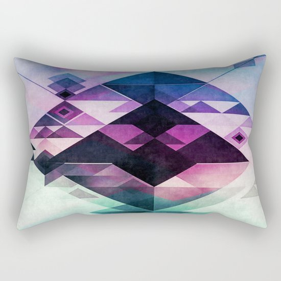 Edge of a Mystical Experience Rectangular Pillow