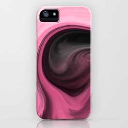 Marble Abstract 2 iPhone Case