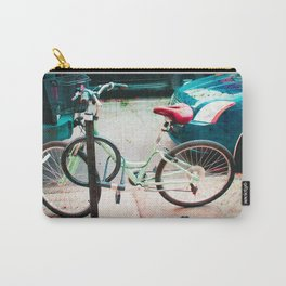 Bicycle Love Carry-All Pouch