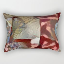 In Shape 95 Rectangular Pillow