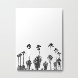 101 Palm Trees Metal Print