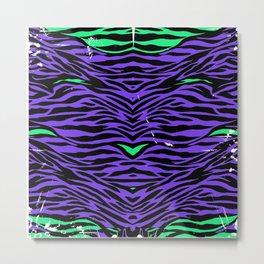 Stripes three Metal Print