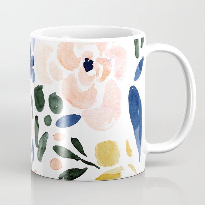 Sierra Floral Coffee Mug