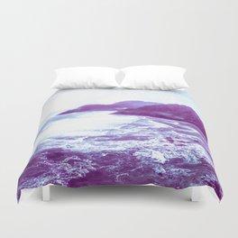 Vintage Coastal Sea Duvet Cover