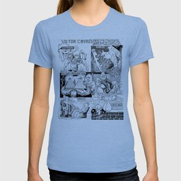 VICTOR CAYRO's ALL TIME FAVORITE KINDS OF BREASTS T-shirt
