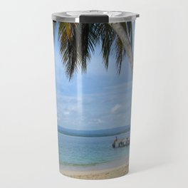 Isle of San Blas PANAMA - the Caribbeans Travel Mug