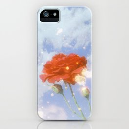 In dust and ashes iPhone Case