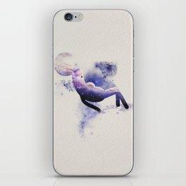 r e l a x s p a z i a l e iPhone Skin
