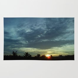 TIRED_SUNSETS Rug