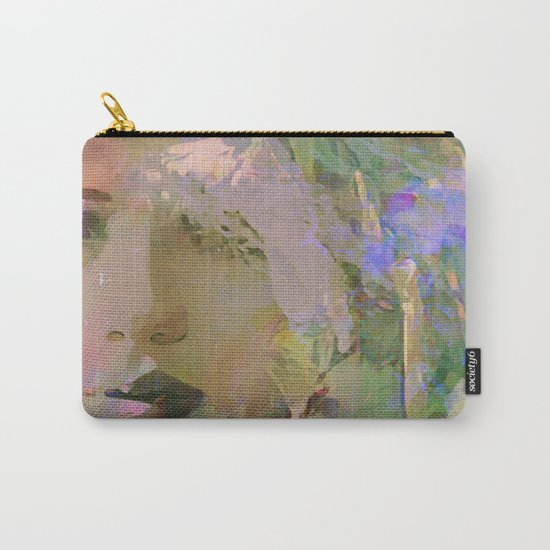 The nameless girl Carry-All Pouch