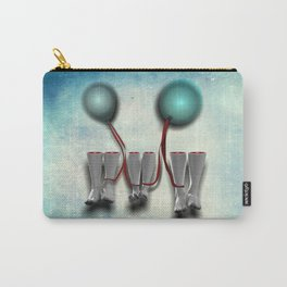 3 little friends Carry-All Pouch