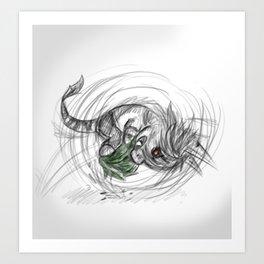 K9Hunt Art Print