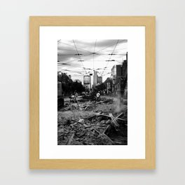 Rip it Up Framed Art Print